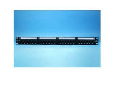 Thanh PatchPanel 24 Port  CAT.5E ABS (AHD5E24)